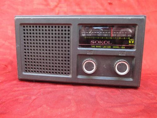 Радиоприемник SOKOL 404