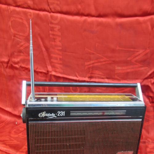 Радиоприемник Спидола Spidola 231