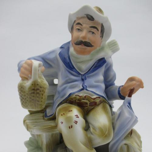 Статуэтка Отдыхающий бисквит Румыния