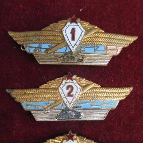 Знак классность Специалист ВС СССР
