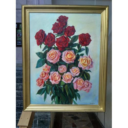 Натюрморт.Розы