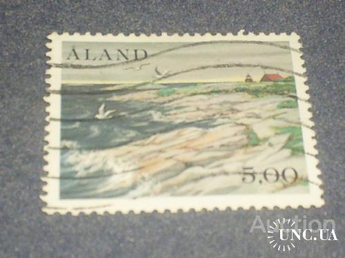 Аланды-1985 г.-Ландшафт