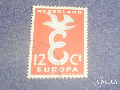 Голландия-1958 г.-ЕВРОПА