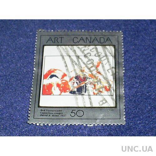 Канада-1992 г.-Живопись (одиночка)