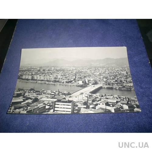 Панорама города Хиросимы (1974 г.)