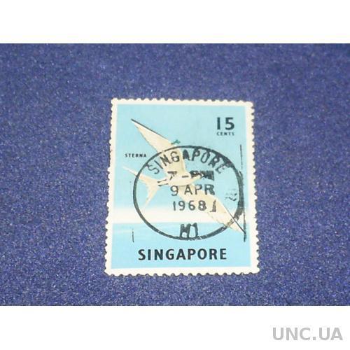 Сингапур-1966 г.-Морская ласточка