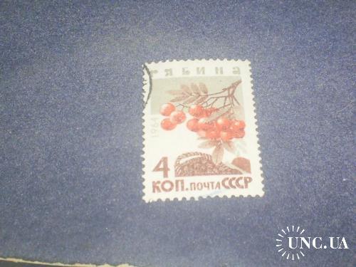 СССР-1964 г.-Рябина