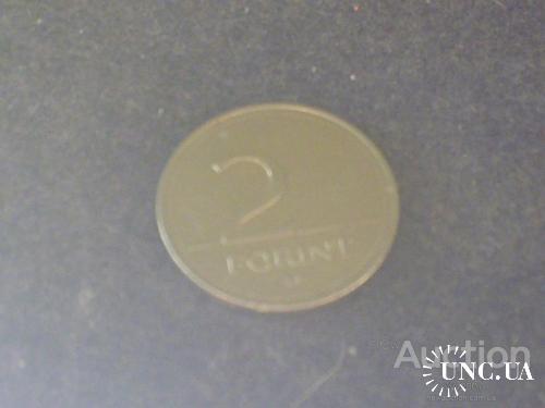 Венгрия-1994 г.-2 форинта