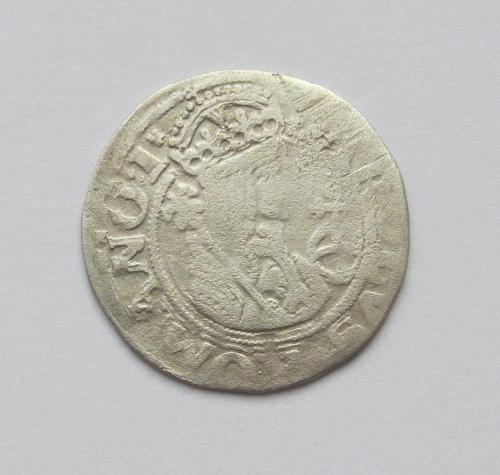 2 крейцера ( 1/2 батцена ) 1527г Карл V (Карлос I из Испании) Испания / немецкая земля Нердлинген