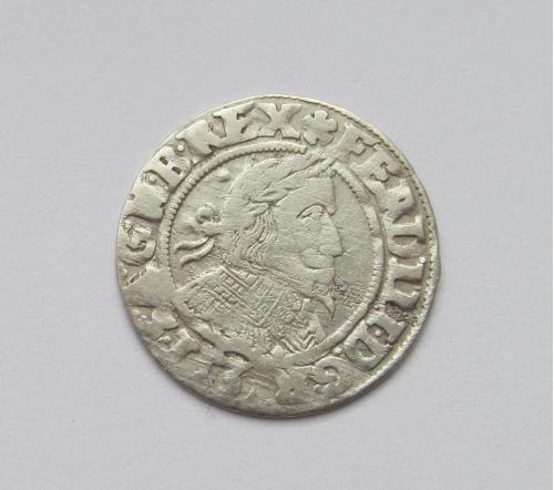 3 крейцера 1639 г. Фердинанд III, Австрия