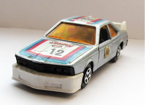 BMW Norev Jet-car 1:43 France сделано в 1970-е Франция открываются двери