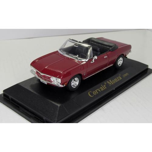 Chevrolet Corvair Monza 1969 Road Signature Yat Ming 1:43 в коробке Шевроле