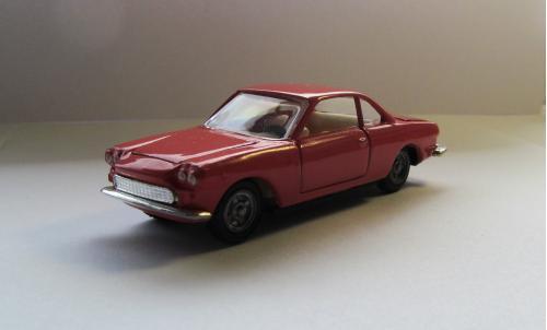 Fiat-Siata 1500l CCCP ремейк 1:43