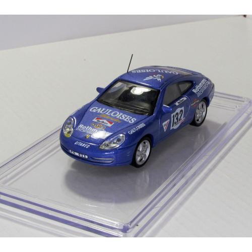 Конверсия Porshe 911 Rally 1:43 декали раллийные, антена, DeAgostini в Боксе