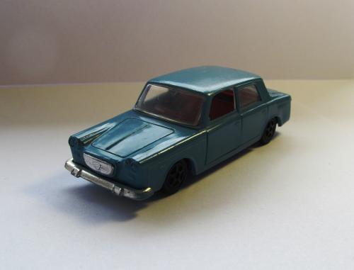 Lancia Flavia  модель 1:43 СССР ремейк 1:43