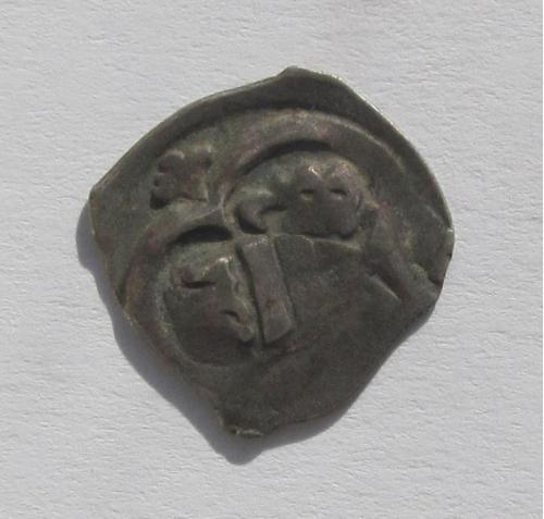 Пфенниг, Альбрехт V Габсбург, 1411-1439 гг, г. Вена