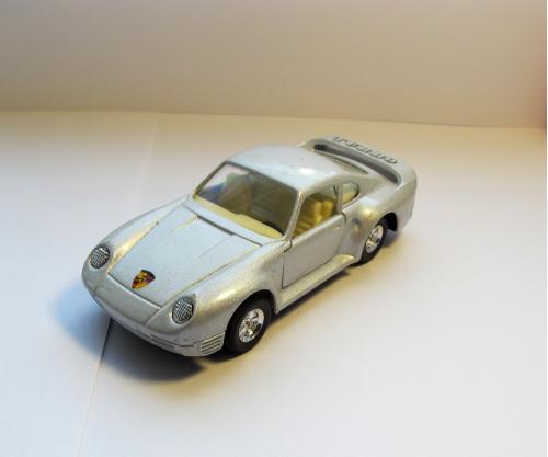 Porsche 911 Turbo  № 892