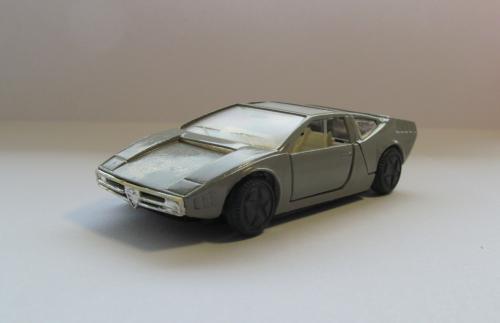 Ремейк Iguana Alfa-Romeo A45 СССP 1:43