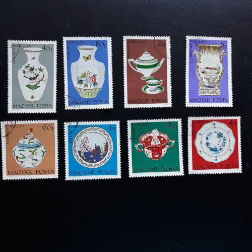 1972 Посуда Полная серия