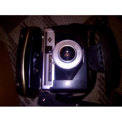 Фотоапарат Agfa iso-rapid if 6128