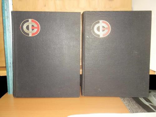 Физическая энциклопедия. Тома 1 и 2. 1988. Энц формат