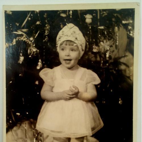Фото. Дети. Снегурочка. Новый год. Елка. Детский сад.
