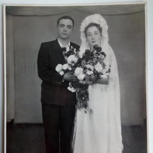 Фото. Свадьба  Жених и Невеста  Цветы.