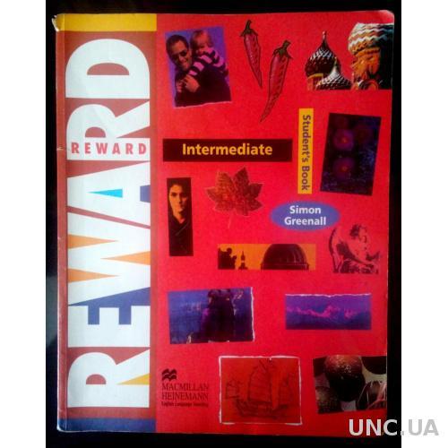 Английский язык Пособие по английскому языку Greenall Simon: Reward: Intermediate. Student's Book