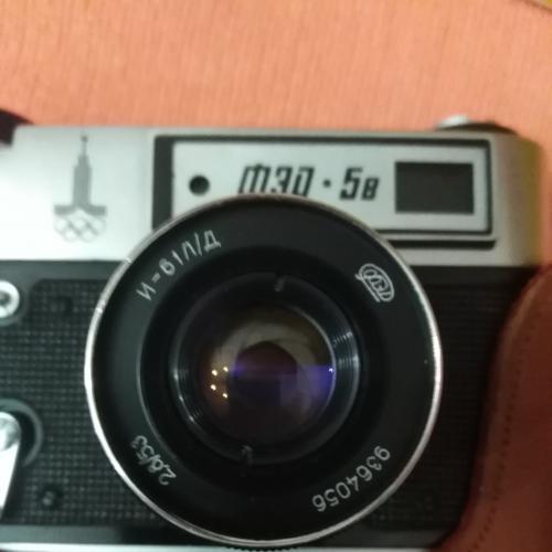 Фотоаппарат ФЭД 5-В