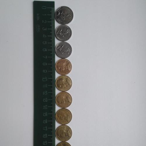 Монеты Франции