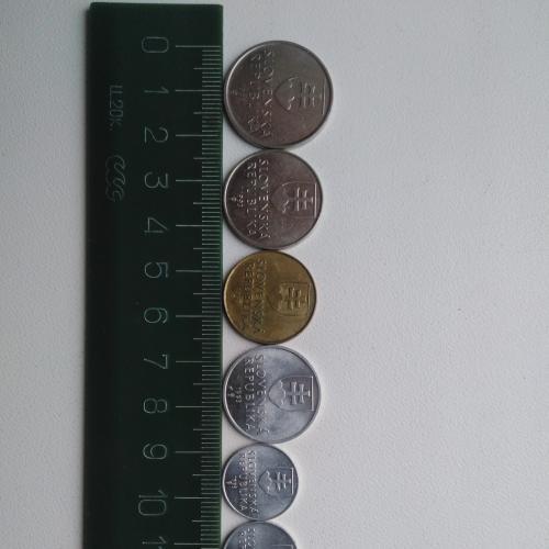 Монеты Словении