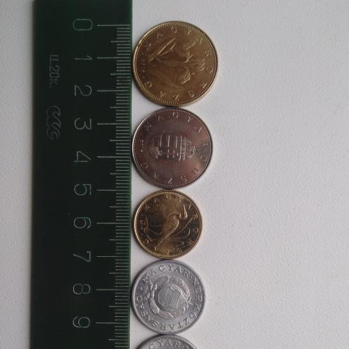 Монеты Венгрии