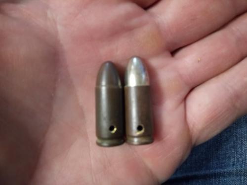 Макет 9мм Парабеллум, FN 40
