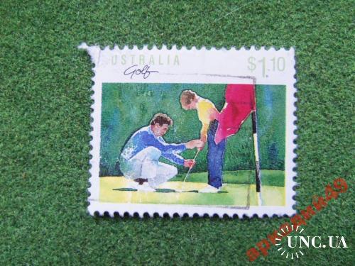 марки-Австралия