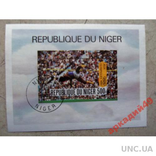 марки-блок-Нигерия-1980г