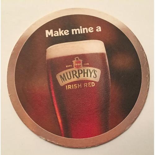 Бирдекель костер — Murphy's — Ирландия