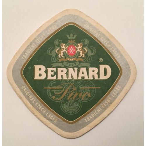 Бирдекель костер — Bernard — Чехия
