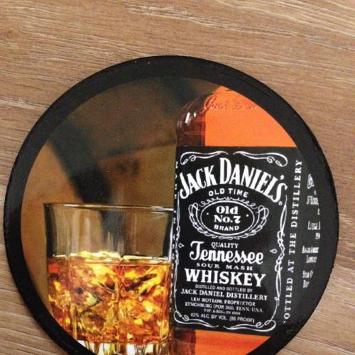 Бирдекель костер — Jack Daniels.