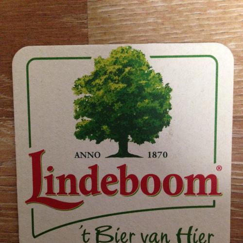 Бирдекель костер — Lindeboom - Амстердам.