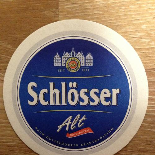 Бирдекель костер — Schlosser - Германия.