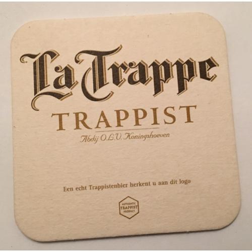 Бирдекель костер — La Trappe Trappist — Голландия