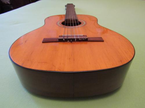 Гитара классическая акустическая Herbert Schaffner (Meifter) производства 1971г. ГДР