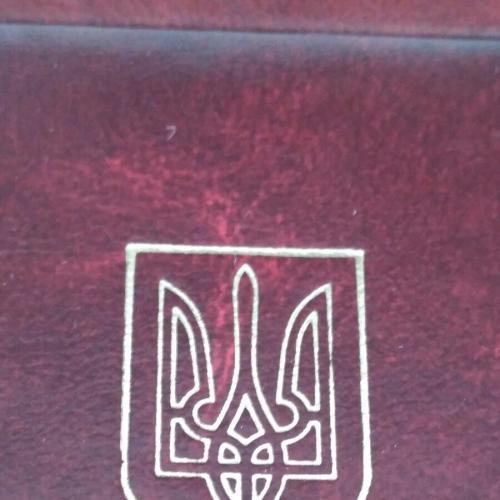 Коробка к государственной награде, Украина