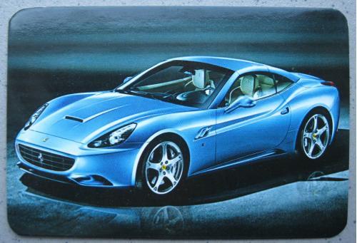 календарик 2015 автомобіль. К29