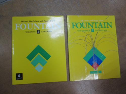 Fountain elementary. Coursebook + workbook. Longman