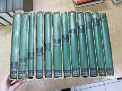 Малая медицинская энциклопедия в 12 томах