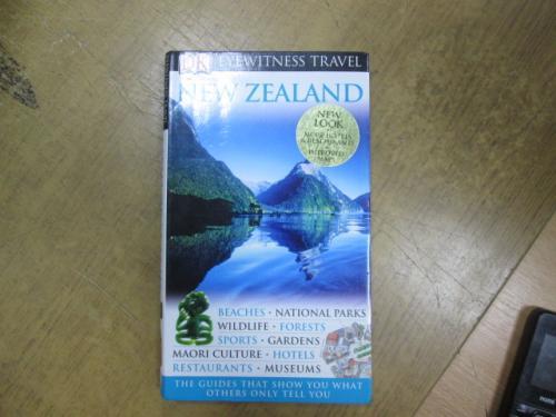 New Zealand. Eyewitness travel. Путеводитель