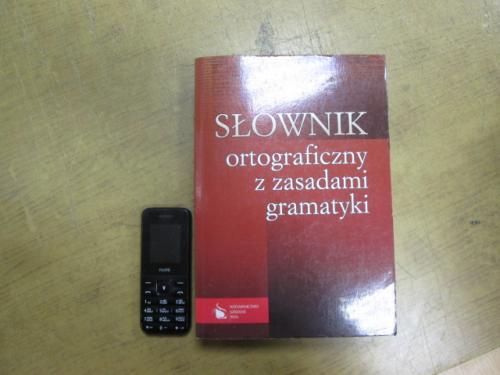 Slownik ortograficzny z zasadami gramatyki. W. Dutka, A. Willman