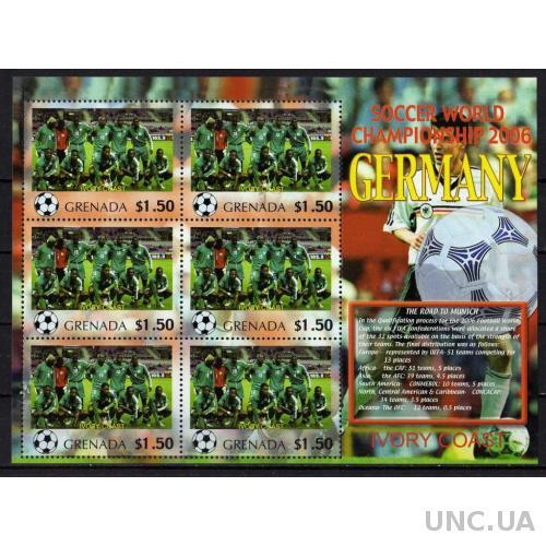 Гренада Спорт Футбол Матчи Кубки Игры Лист Чистый