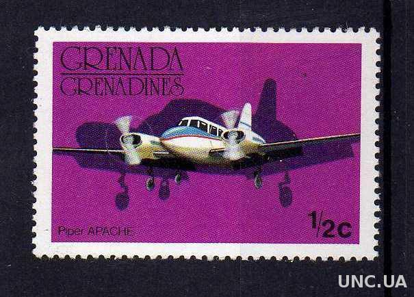Гренада Транспорт Авиация Самолёты